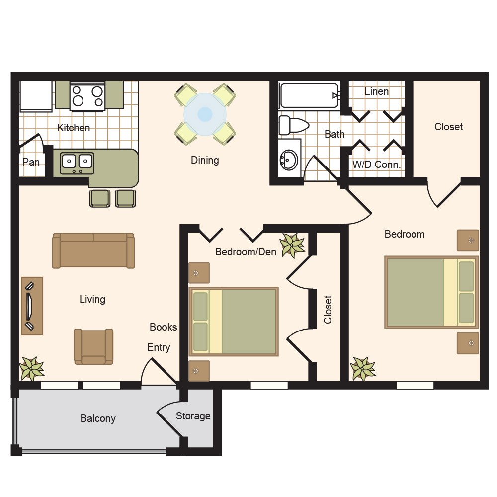 floor plans | greenridge place luxury apartments in the heart of